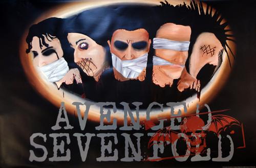 Avenged sevenfold Blindfolded
