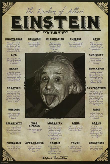 Albert Einstein Wisdom