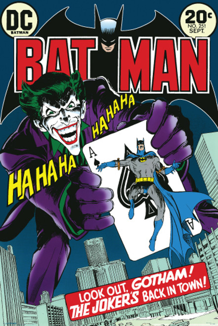 Batman Joker Comics