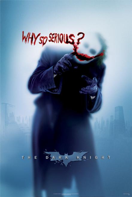 Batman Why so serious