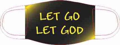 Let Go Let God Mask