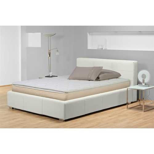 Queen size 10-inch High Profile Pillow Top Innerspring Mattress - Plush Q280-QUMG51981471