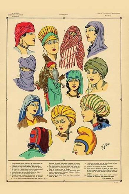 Modern Egyptian: Head Cover
