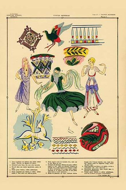 Modern Egyptian: Patterns