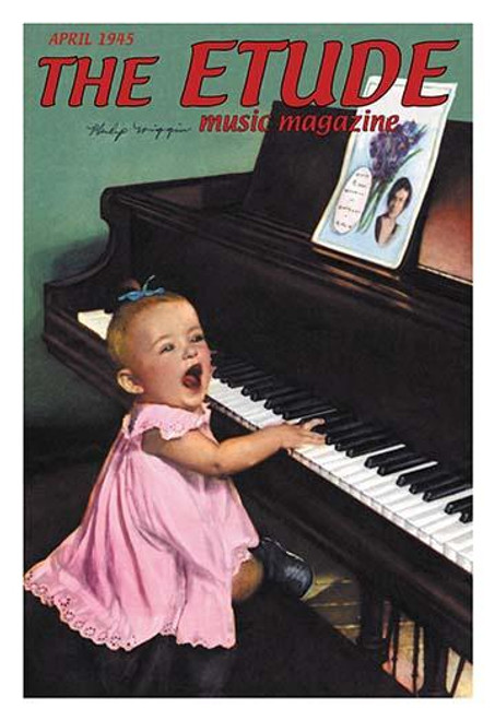 The Etude: Baby Pianist