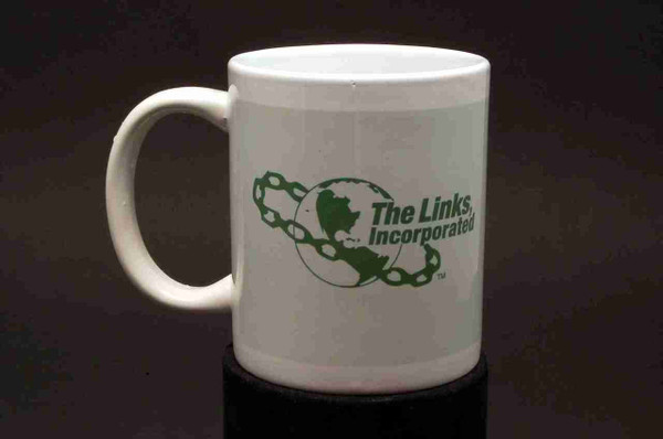 Links, Incorporated Coffee Mug (African American Fraternity-Sorority Mug)