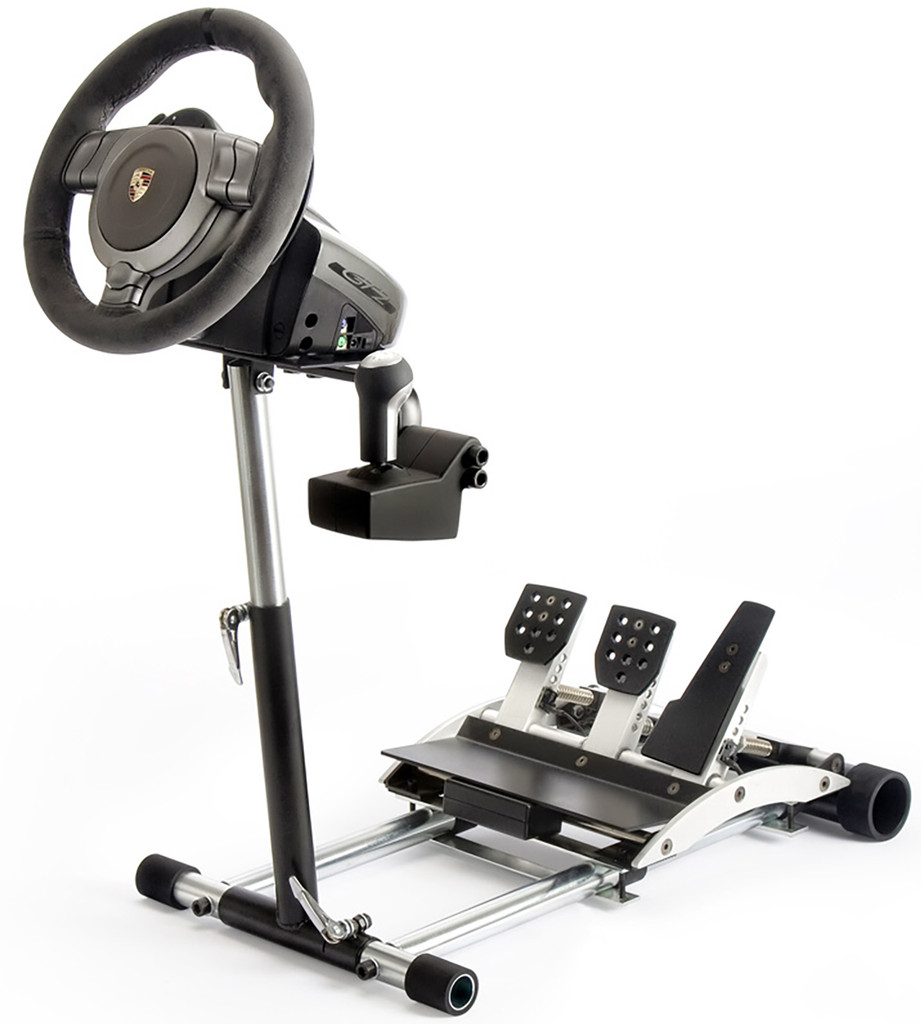 Wheel Stands for Fanatec and HORI Wheels