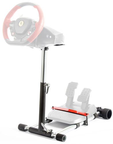 Wheel Stand Pro F458  Racing Steering Wheelstand Black Compatible With F458(XBOX 360), F458 Spider (Xbox One),T80, T100, RGT, Ferrari GT and F430 (Black), Logitech Driving Force GT.  Wheel and Pedals not included.