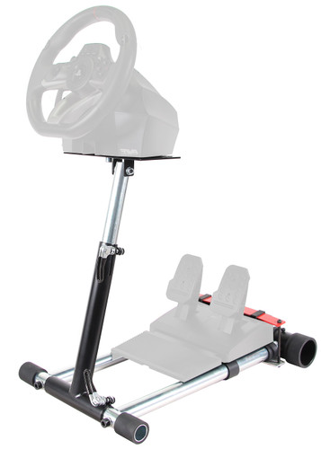 Wheel Stand Pro H Racing Steering Wheel Stand Compatible With Hori Racing Wheel Overdrive and Wireless APEX Wheels, Original V2. Wheel and Pedals Not included.