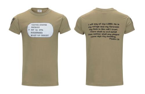US Patriot Believer T-Shirt