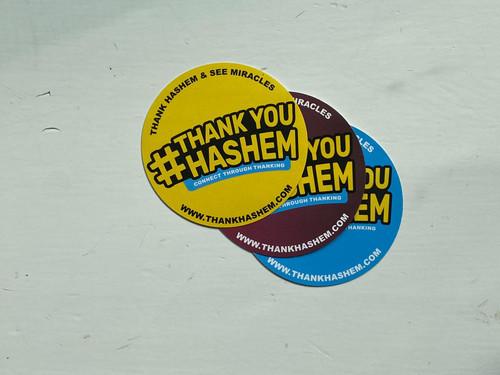 TYH Stickers