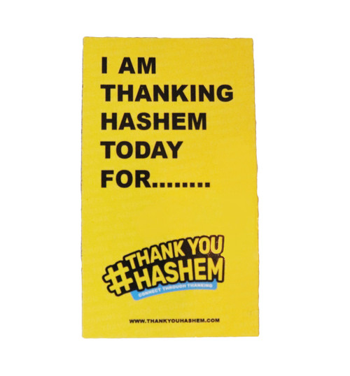 TYH I am Thankful for... Fridge Magnet