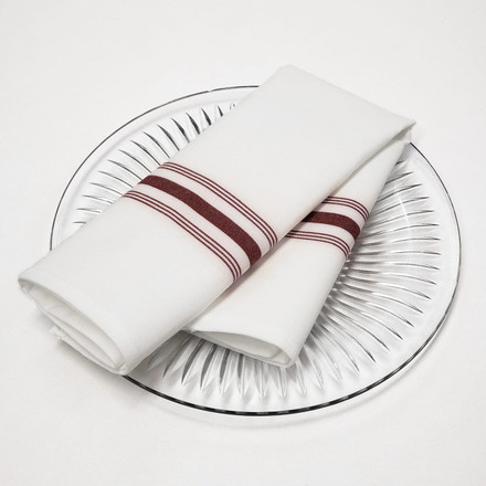 Bistro Napkins - Spun Polyester