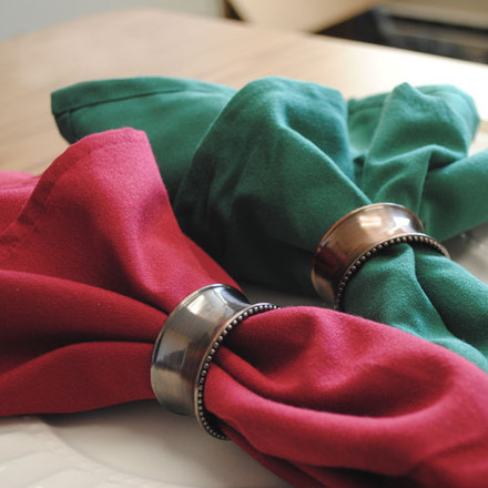 Dura-Spun Polyester Cloth Napkins
