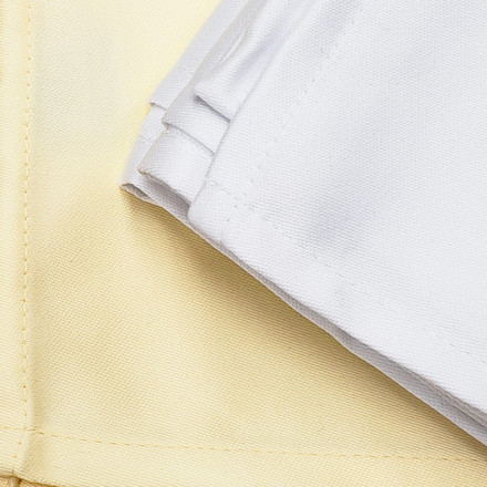 Satin Band 54in Square Superior Select Premium Blend Tablecloth