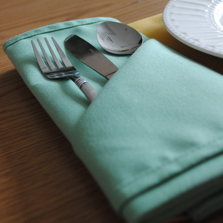 Infinity Cloth Napkins