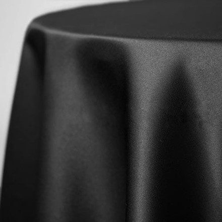 Round SimplySatin Tablecloths