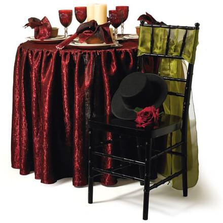Rectangular Shalimar Tablecloths