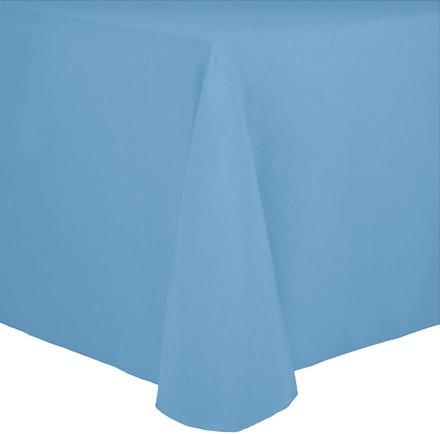 Rectangular Spun Polyester Tablecloths