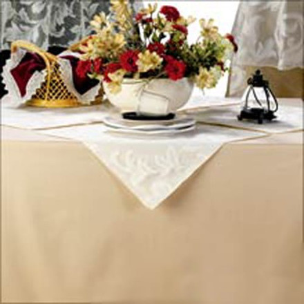 Rectangular TwillTex Tablecloths