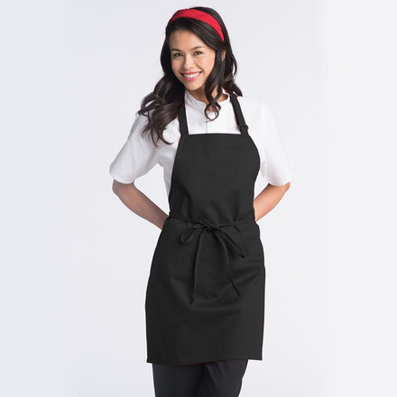 Adjustable Basic Bib Apron