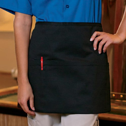 Reversible Waist Apron  3 Pockets
