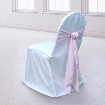 Stacking Banquet Economy Chair Cover