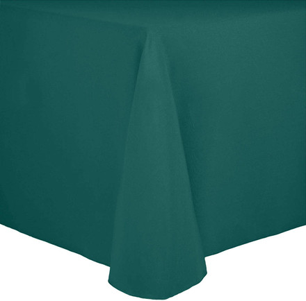 Oval Spun Polyester Tablecloths