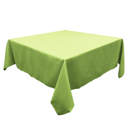 Sage 90 in. Square SimplyPoly Tablecloths
