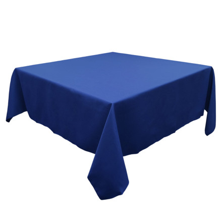 Royal 72 in. Square SimplyPoly Tablecloths