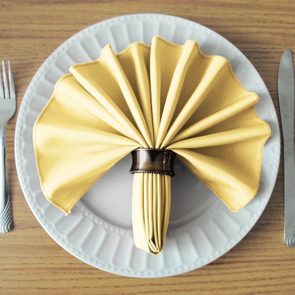 Butter SimplyPoly Cloth Napkins
