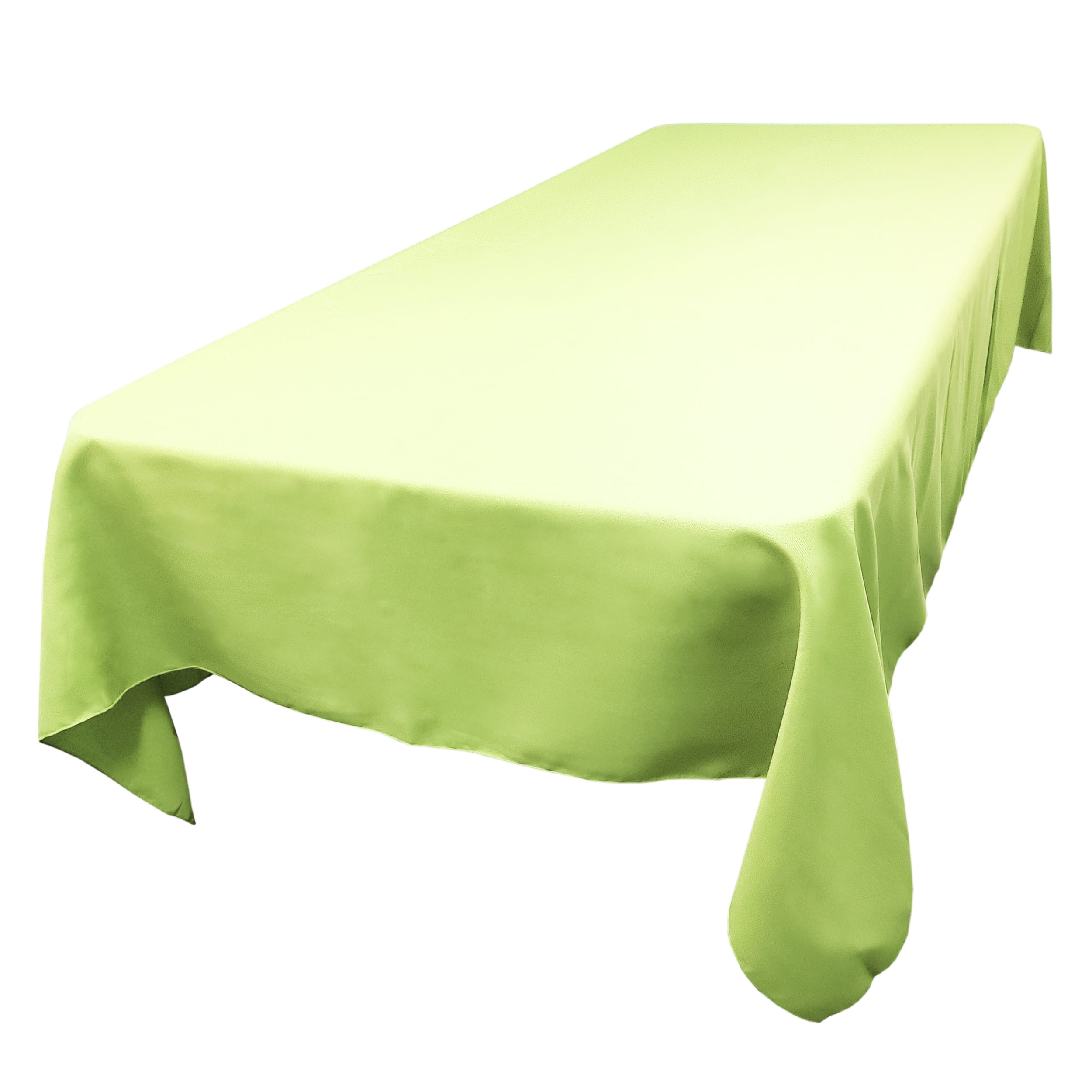 Sage 60 x 108 in.  Rectangular SimplyPoly Tablecloths