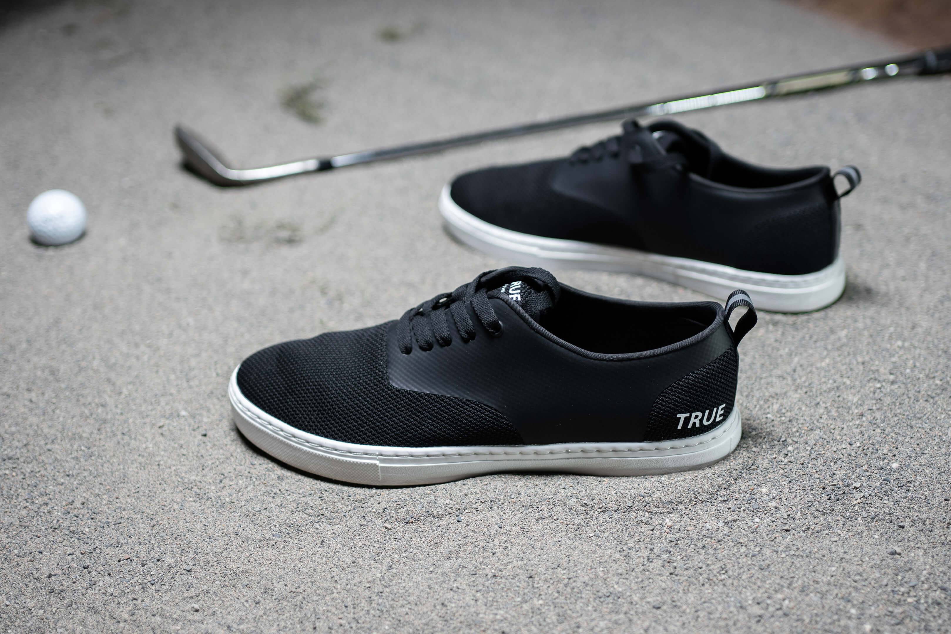 TRUE Eco Knit Obsidian Black