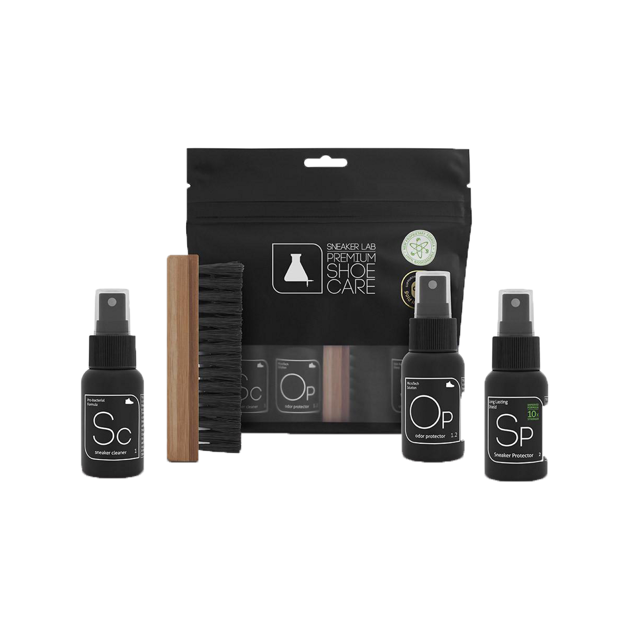 Sneaker Lab Premium Shoe Care Kit
