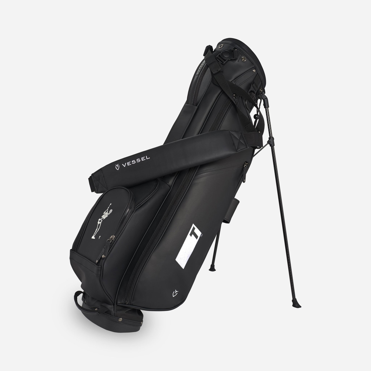 TRUE X VESSEL DEAD GOLFER TECH BAG