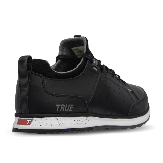 Black TRUE Outsider full shoe heel primary