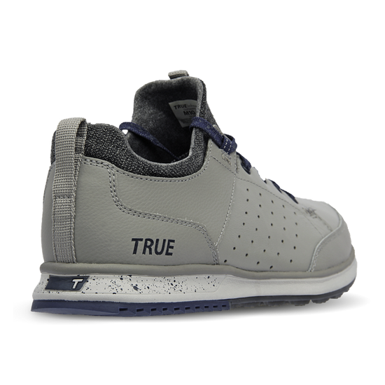 Grey Navy TRUE Outsider full shoe heel primary