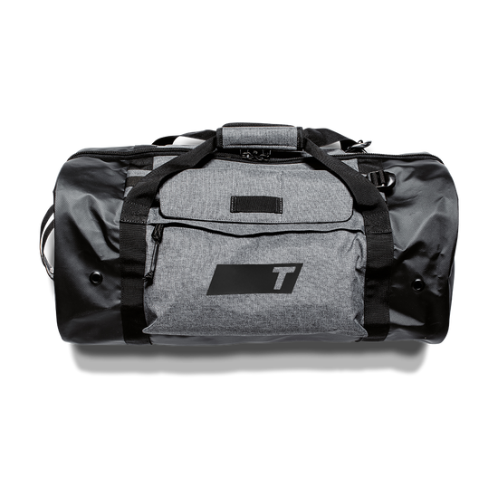 TRUE x Jones Utility Weekender Duffle full front