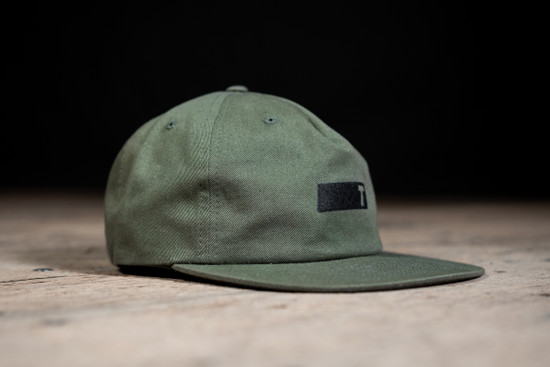 Classic Tab - Soldier Green