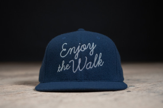 Wool Walker - Navy