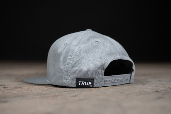 TRUE Snap - Heather Grey