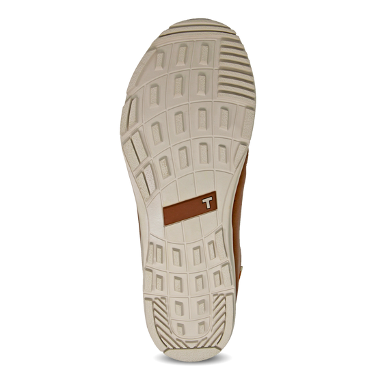 Vintage Brown TRUE Original Premium full shoe cream white colored outsole