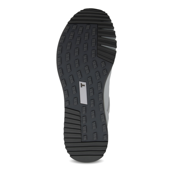Augusta White TRUE Major Full Shoe Black Colored Outsole View