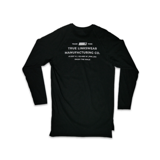 TRUE MFG Co. LS Black