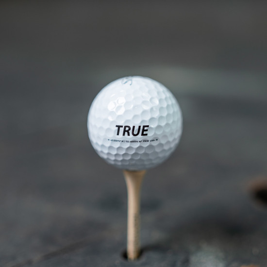 TRUE x Snell Golf Ball - TRUE MFG Co.