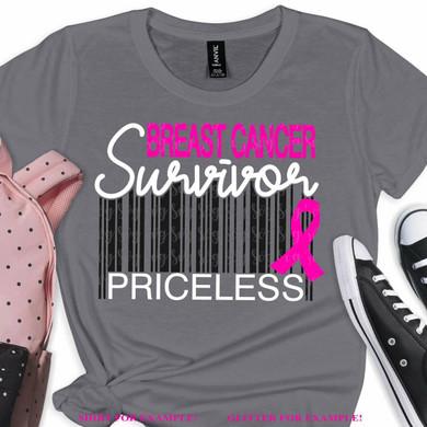 Cancer Survivor Tshirt  Cancer Hope Ribbon  SVG Cricut  Silhouette DXF file  Cancer tshirt Quotes  Cancer Ribbon Clipart