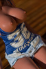 Wm Doll Yadira Small Breast Sex Doll 140cm A-Cup  Lovely Teen Lovedoll