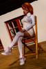 Wm Doll Yoty Small Breast Sex Doll 140cm A-Cup  Lovely Teen Lovedoll