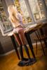 Wm Doll Aubree Sex Doll 157cm  B-Cup Small Breasted Horny Schoolgirl