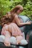 Wm Doll Flore Curvy Sex Doll 108cm L-Cup Huge Breasts Realistic Lovedoll